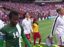 Nigeria 0:1 USA