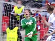 Czechy U21 1:2 Dania U21