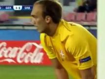 Niemcy U21 1:1 Serbia U21
