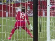 Anglia 2:1 Kolumbia