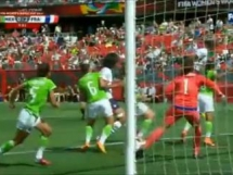 Meksyk 0:5 Francja
