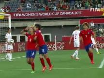 Korea Południowa - Hiszpania