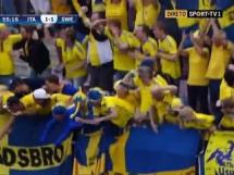 Włochy U21 1:2 Szwecja U21