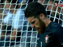 Anglia U21 0:1 Portugalia U21