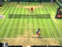 Roger Federer 2:0 Ivo Karlović
