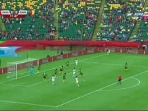 Chiny 1:0 Kamerun