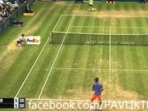 Roger Federer 2:0 Andreas Seppi