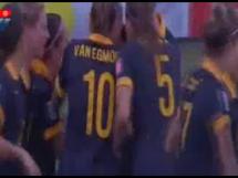 Brazylia 0:1 Australia