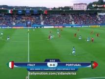 Włochy 0:1 Portugalia