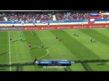 Urugwaj 1:1 Paragwaj