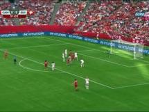 Kanada 1:0 Szwajcaria
