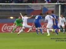 Anglia U21 1:3 Włochy U21