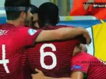 Portugalia U21 1:1 Szwecja U21