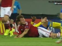 Dania U21 1:4 Szwecja U21