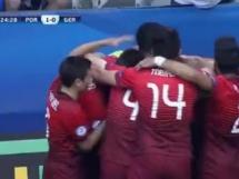 Portugalia U21 5:0 Niemcy U21