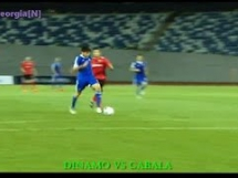 Dinamo Tbilisi 2:1 FK Qabala