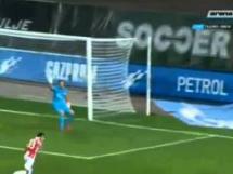 Crvena zvezda Belgrad 0:2 Kajrat Almaty