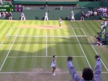 Serena Williams 2:1 Heather Watson