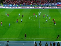 Chile 0:0 Argentyna