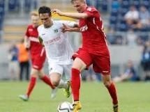 Lechia Gdańsk - Hannover 96 1:1 (2:4 karne)