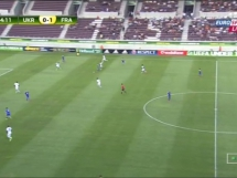 Ukraina U19 1:3 Francja U19