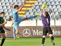 Slovan Bratysława 3:0 College Europa