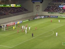 Grecja U19 0:0 Austria U19