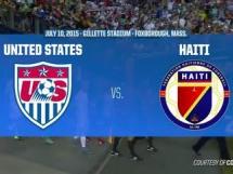 USA - Haiti