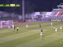Rosja U19 2:2 Niemcy U19