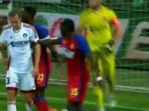 Trencin 0:2 Steaua Bukareszt