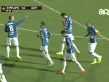Lech Poznań wygrał w Sarajewie 2:0!