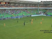 Dacia Chisinau 1:2 MSK Zilina
