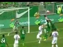 Ferencvaros 0:1 FK Zeljeznicar