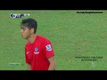 Stoke City 2:0 Singapur XI