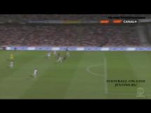 Olympique Lyon 2:1 AC Milan
