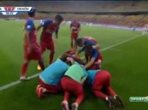 Steaua Bukareszt 2:3 Trencin