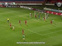 Videoton 0:1 The New Saints