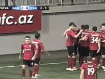 FK Qabala 2:0 Cukaricki