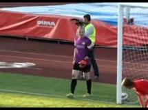 Spartaks Jurmała 1:1 FK Vojvodina Novi Sad
