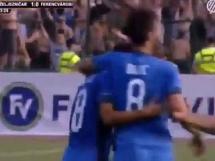 Zeljeznicar 2:0 Ferencvaros