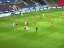 Rosenborg 3:0 KR Reykjavík