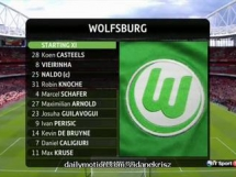 VfL Wolfsburg 1:2 Villarreal CF