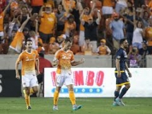 Houston Dynamo 3:0 Los Angeles Galaxy