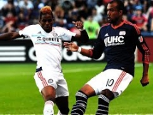 Chicago Fire 2:2 New England Revolution