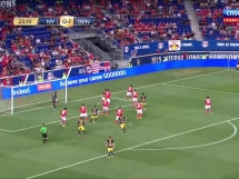 New York Red Bulls - Benfica Lizbona 2:1