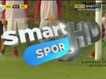 Nice 4:0 Galatasaray SK