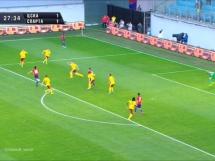 CSKA Moskwa 2:2 Sparta Praga