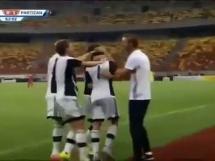 Steaua Bukareszt 1:1 Partizan Belgrad