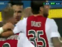 Rapid Wiedeń 2:2 Ajax Amsterdam