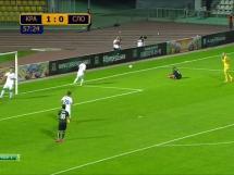 FK Krasnodar 2:0 Slovan Bratysława